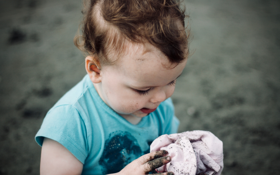 Time to get dirty!!! (Activities for babies 3 months – 3 years)