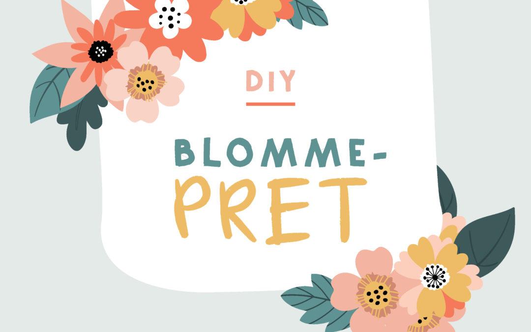 Lente Lekkerte – Blommepret DIY